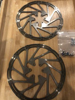 Sram centerline 200mm mountain bike rotors for Sale in Phoenix, AZ