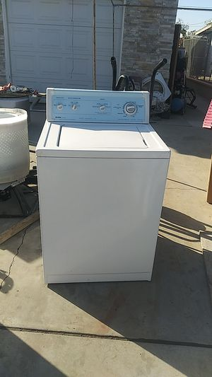 Kenmore 80series washer heavy duty super capacity plus for Sale in Bakersfield, CA