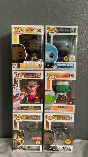 Lot Funko Pop for Sale in Los Angeles, CA