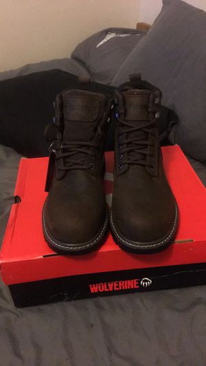 Wolverine Work boots for Sale in Miami, FL