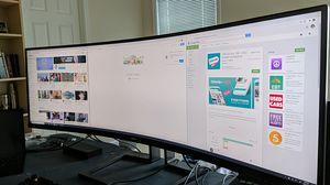 Phillips 49 inch super ultra wide monitor for Sale in Falls Church, VA