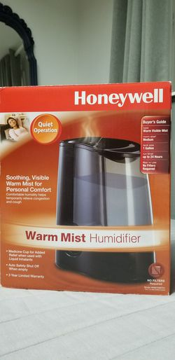Honeywell's Warm Mist Humidifier Used for Sale in MONTGOMRY VLG,  MD