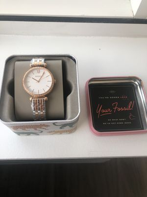 Fossil women watch for Sale in Chicago, IL