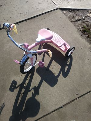 Little tikes pink bike 25 firm for Sale in Erie, PA