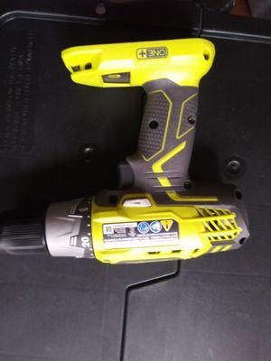 18 v drill ryobi for Sale in Midlothian, IL