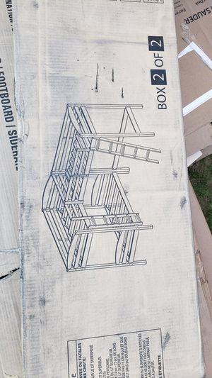 Loft bed part of triple bunk set for Sale in El Cajon, CA