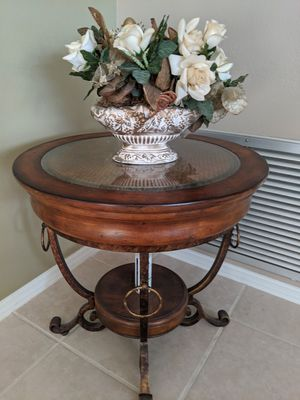 2 end tables with lamp for Sale in NEW PRT RCHY, FL