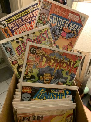 Comic books for Sale in Antioch, CA