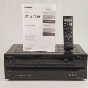 Onkyo 5.1-Channel Home Theater Receiver HT-RC330 for Sale in Mesa, AZ