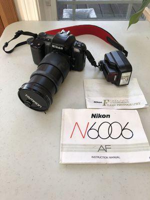 Nikon N6006 Film Camera for Sale in Lake Oswego, OR