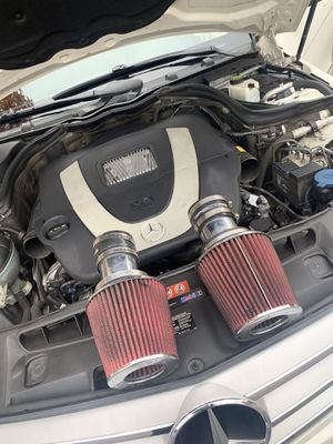 K&N air intake for Sale in Sunnyvale, CA