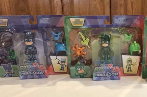New PJ Masks Hero Boosts Figurines for Sale in Downers Grove, IL