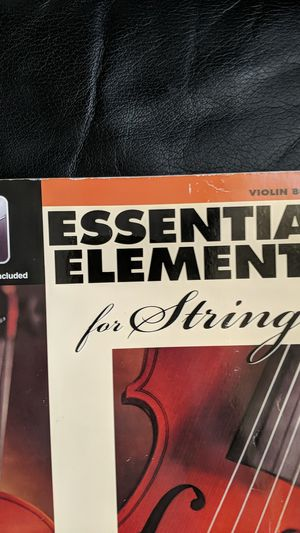 Essential Elements- VIOLIN Vol. 1 for Sale in Santa Ana, CA