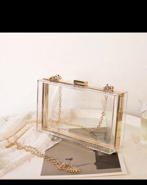 Krystal Clear Purse for Sale in Lynchburg, VA