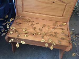 Golden metal Decoration for Sale in Butte, MT