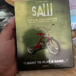 Saw Full Movie Collection for Sale in Sacramento,  CA