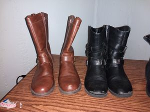 Girls boots size 3 for Sale in Westland, MI