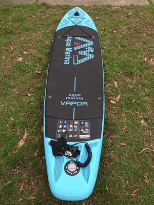Aqua Marina Vapor Inflatable Stand-Up Paddle Board for Sale in Atlanta, GA