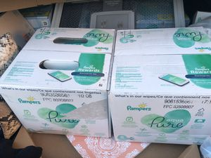 pampers wipes for Sale in Concord, CA