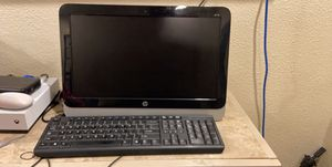 Hp 18 All In One Desktop for Sale in Missouri City, TX
