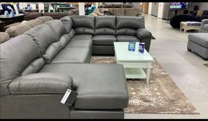 Brand new wonderful!! 🌴🌴🌴Ashleyy ABERTON oversized sectional NO CREDIT CHECK❤️❤️ for Sale in Houston, TX