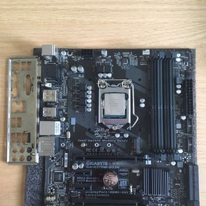 CPU+MOTHERBOARD PC PART BUNDLE for Sale in Chapel Hill, NC