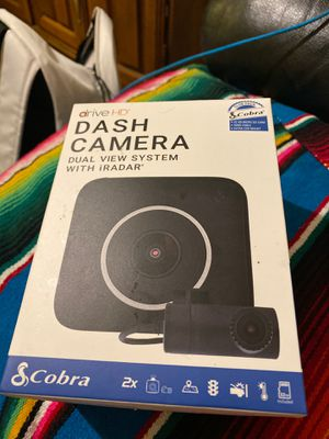 Drive Hd dash camera with iradar for Sale in Watsonville, CA