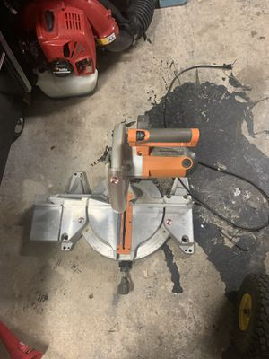 Ridged 10 inch miter saw for Sale in Levittown, PA