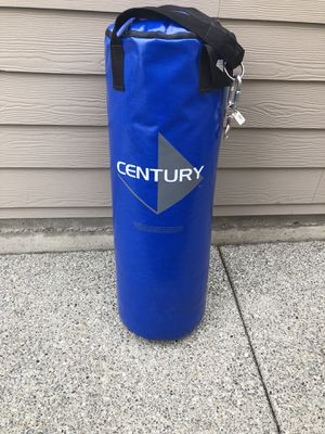 century boxing bag for Sale in Lynnwood, WA