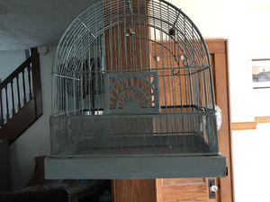 Vintage bird cage for Sale in Volga, WV