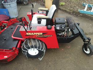 Snapper Rider Zero turn for Sale in Freedom, PA