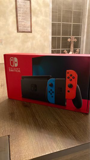 Brand new Nintendo switch for Sale in Laguna Niguel, CA