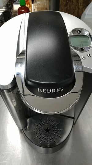 Keurig B60 single brew for Sale in MIDDLE CITY WEST, PA