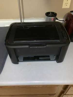 Samsung laser printer for Sale in West Lafayette, IN