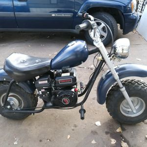 Baja 6.5hp Minibike for Sale in Arvada, CO