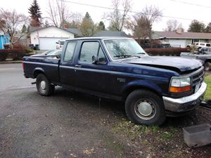 1995 Ford crew cab for Sale in Hillsboro, OR