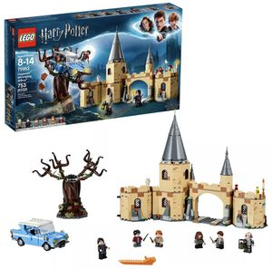 LEGO Harry Potter Hogwarts Whomping Willow 75953 753 Pieces for Sale in Columbus, OH