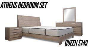Athens Bedroom Set 🏷 for Sale in Miami Springs, FL