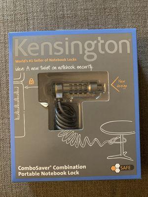 Kensington notebook lock for Sale in Darien, IL