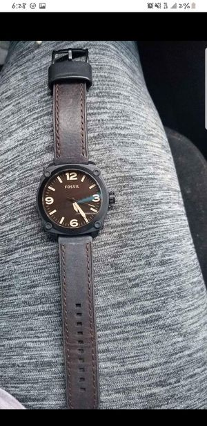 FOSSIL WATCH MEN'S BRAND NEW for Sale in Dallas, TX