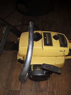 McCulloch Pro Mac 10-10 for Sale in Parkersburg, WV