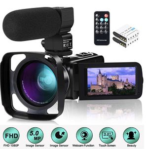 Camcorder Video Camera for Sale in Gilbert, AZ