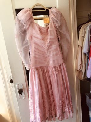 Vintage prom dress for Sale in Los Angeles, CA