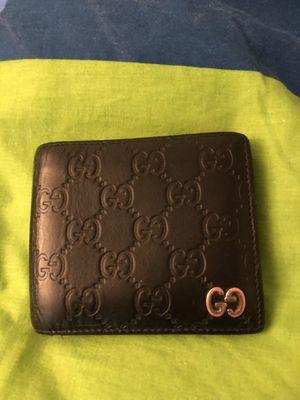 Gucci Men's Wallet for Sale in Bellevue, WA