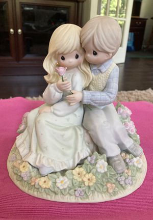 Precious moments figurine for Sale in undefined