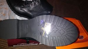 Brand new boots with laces size 6 1/2 for Sale in Bakersfield, CA
