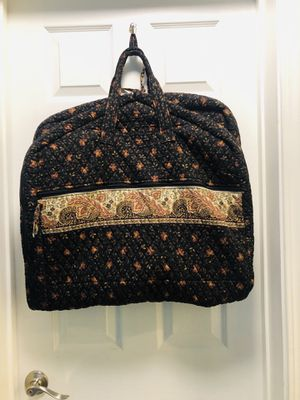 Vintage Vera Bradley Garment Travel Bag for Sale in Pacifica, CA