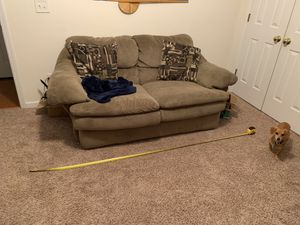 Used loveseat for Sale in Raleigh, NC