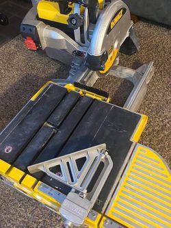 Dewalt Tile Cutter for Sale in Tacoma,  WA