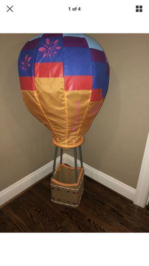 Retired American Girl doll Saige's hot air balloon for Sale in Bothell, WA
